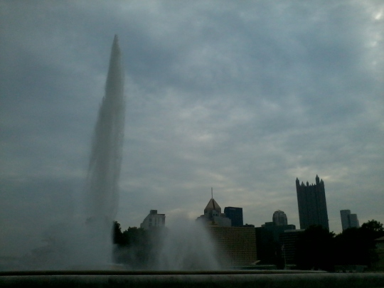 Pittsburgh at the Point