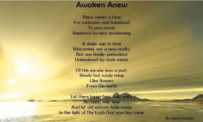 Awaken Anew