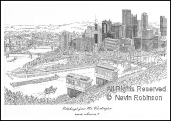 Nevin Robinson Pittsburgh
